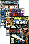 Modern Age (1980-Present):Superhero, The Defenders #101-152 Group (Marvel, 1981-86) Condition: Average NM+.... (Total: 52 Comic Books)