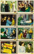 "Movie Posters:Comedy, The Women (MGM, R-1947). Lobby Card Set of 8 (11"" X 14""). ...(Total: 8 Items)"