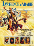 "Movie Posters:Academy Award Winner, Lawrence of Arabia (Columbia, 1962). French Petite (23.5"" X31.5"")...."