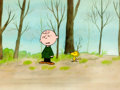 Animation Art:Production Cel, Peanuts The Charlie Brown and Snoopy Show Charlie andWoodstock Production Cel Set-up with Animation Drawings (Bil...(Total: 2 Items)