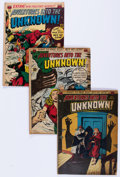 Golden Age (1938-1955):Horror, Adventures Into The Unknown Group of 16 (ACG, 1950-54) Condition:Average GD.... (Total: 16 Comic Books)