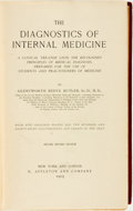 Books:Medicine, Glentworth Reeve Butler. The Diagnostics of Internal Medicine. New York and London: D. Appleton and Company, 190...