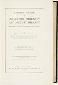 Books:Medicine, John A. Kolmer. A Practical Text-Book of Infection, Immunity andSpecific Therapy with Special Reference to Immunologic ...
