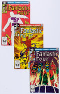 Modern Age (1980-Present):Superhero, Fantastic Four #232-273 Group (Marvel, 1981-84) Condition: AverageNM.... (Total: 44 Comic Books)