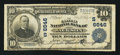 National Bank Notes:Mississippi, Jackson, MS - $10 1902 Plain Back Fr. 624 The Capital NB Ch. #(S)6646. ...