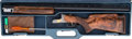 Shotgun:Single Shot, Cased Perazzi TMX 0/0 Trap Single Barrel Shotgun....
