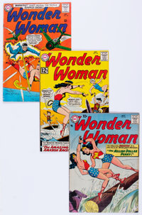 Wonder Woman Group of 20 (DC, 1958-68) Condition: Average VG+.... (Total: 20 Comic Books)