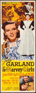 """Movie Posters:Musical, The Harvey Girls (MGM, 1946). Insert (14"""" X 36""""). Musical.. ..."""