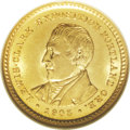 Commemorative Gold: , 1905 G$1 Lewis and Clark MS63 NGC. The influence of Farran Zerbe islargely responsible for this issue, the second year of ...