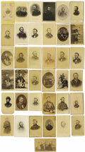Photography:CDVs, Dealers Lot of Thirty-Six Ulysses S. Grant Cartes de Visite. This fantastic trove contains thirty-six individual CDVs of... (Total: 36 items)