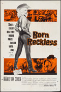 "Movie Posters:Bad Girl, Born Reckless (Warner Brothers, 1959). One Sheet (27"" X 40.75"").Bad Girl.. ..."