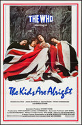 "Movie Posters:Rock and Roll, The Kids Are Alright (New World, 1979). One Sheet (27"" X 41""). Rock and Roll.. ..."