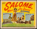 "Movie Posters:Adventure, Salome, Where She Danced (Universal, 1945). Half Sheet (22"" X 28"").Adventure.. ..."