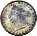 Canada: Victoria 50 Cents 1870-LCW MS65 PCGS