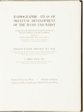 Books:Medicine, William Walter Greulich and S. Idell Pyle. Radiographic Atlas of Skeletal Development of the Hand and Wrist. Standfo...