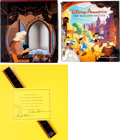 Animation Art:Limited Edition Cel, The Illusion of Life Special Edition Slipcased Book(Abbeville Press, 1981)....