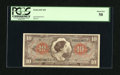 Military Payment Certificates:Series 641, Series 641 $10 PCGS About New 50. ...