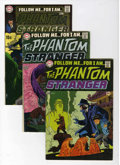 Bronze Age (1970-1979):Horror, The Phantom Stranger #1-20 Group (DC, 1969-72) Condition: AverageVG-.... (Total: 20 Comic Books)
