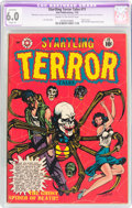 Golden Age (1938-1955):Horror, Startling Terror Tales #11 (Star Publications, 1952) CGC ApparentFN 6.0 Slight (P) Cream to off-white pages....