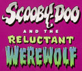 Animation Art:Production Cel, Scooby-Doo and the Reluctant Werewolf Title Cel(Hanna-Barbera, 1988)....