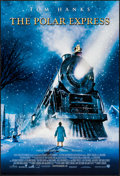 "Movie Posters:Animation, The Polar Express (Warner Brothers, 2004). One Sheet (27"" X 40"")Advance DS. Animation.. ..."