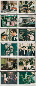 "Movie Posters:Crime, The Godfather (Paramount, 1972). Mini Lobby Card Set of 12 (8"" X10""). Crime.. ... (Total: 12 Items)"