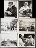 """Movie Posters:War, The Sand Pebbles (20th Century Fox, 1966). Photos (20) (8"""" X 10"""").War.. ... (Total: 20 Items)"""