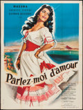 """Movie Posters:Foreign, Che Femmina!! E... Che Dollari! (Rialto, 1961). French Grande (47"""" X 63"""") French Title: Parlez-Moi d'Amour. Foreign.. ..."""