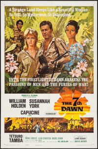 """The 7th Dawn & Others Lot (United Artists, 1964). One Sheets (3) (27"""" X 41""""). War. ... (Total: 3 Items)"""
