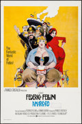 """Movie Posters:Foreign, Amarcord (New World, 1974). One Sheet (27"""" X 41""""). Foreign.. ..."""