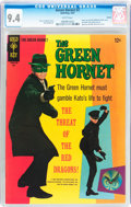 Silver Age (1956-1969):Adventure, The Green Hornet #2 Boston pedigree (Gold Key, 1967) CGC NM 9.4 White pages....
