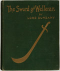 Books:Science Fiction & Fantasy, Lord Dunsany. The Sword of Welleran and Other Stories. London: George Allen & Sons, [1908]....