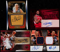 Basketball Cards:Lots, 2004-05 Basketball Jason Kidd & Tracy McGrady Signed Card Group(4)....