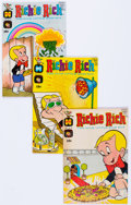 Bronze Age (1970-1979):Humor, Richie Rich File Copy Group of 84 (Harvey, 1970-74) Condition:Average NM-.... (Total: 84 Comic Books)