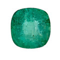 Estate Jewelry:Unmounted Gemstones, Unmounted Emerald. ...