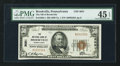 National Bank Notes:Pennsylvania, Brookville, PA - $50 1929 Ty. 1 The NB of Brookville Ch. # 3051....