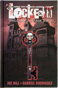 Books:Horror & Supernatural, Joe Hill, author. SIGNED. Gabriel Rodriguez, artist. Locke &Key: Welcome to Lovecraft. [IDW Publishing, 2008]. ...