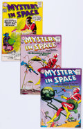 Silver Age (1956-1969):Science Fiction, Mystery in Space Group of 11 (DC, 1960-65) Condition: AverageFN.... (Total: 11 Comic Books)