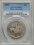 1925 50C Stone Mountain Fair 2 PCGS. PCGS Population (17/11189). NGC Census: (2/8325). Mintage: 1,314,709. ...(PCGS# 937...