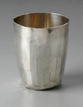 Other:American, A FRENCH SILVER CUP. French. The silver cup with the mark ofMinerva to the side and maker's hallmark to the underside...