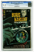 Silver Age (1956-1969):Horror, Boris Karloff Tales of Mystery #15 File Copy (Gold Key, 1966) CGCNM- 9.2 Cream to off-white pages. Joe Orlando and Reed Cra...
