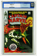 Silver Age (1956-1969):Superhero, Captain Marvel #2 (Marvel, 1968) CGC NM/MT 9.8 White pages Super-Skrull story. Gene Colan cover and art. Overstreet 2005 NM-...