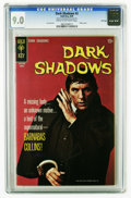 Silver Age (1956-1969):Horror, Dark Shadows #2 File Copy (Gold Key, 1969) CGC VF/NM 9.0 Cream tooff-white pages. Photo cover. Joe Certa art. Overstreet 20...