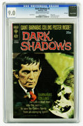 Silver Age (1956-1969):Horror, Dark Shadows #3 File Copy (Gold Key, 1969) CGC VF/NM 9.0 Cream tooff-white pages. Photo cover. Joe Certa art. Poster includ...