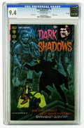 Bronze Age (1970-1979):Horror, Dark Shadows #9 File Copy (Gold Key, 1971) CGC NM 9.4 Off-whitepages. Painted cover. Joe Certa art. Overstreet 2005 NM- 9.2...