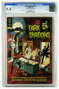 Bronze Age (1970-1979):Horror, Dark Shadows #20 File Copy (Gold Key, 1973) CGC NM 9.4 Off-white towhite pages. Joe Certa art. Overstreet 2005 NM- 9.2 valu...