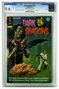 Bronze Age (1970-1979):Horror, Dark Shadows #24 File Copy (Gold Key, 1974) CGC NM+ 9.6 Cream tooff-white pages. Arnold Drake story. Joe Certa art. Painted...