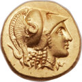 Ancients:Greek, Ancients: MACEDONIAN KINGDOM. Alexander III the Great (336-353 BC). AV stater (19mm, 8.61 gm, 12h)....