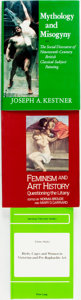 Books:Art & Architecture, [Art, Women's Studies & History]. Group of Three Titles on Women and Art History. Various publishers. 1982-1990.... (Total: 3 Items)
