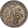 Netherlands East Indies, Netherlands East Indies: Dutch Colony - United East India CompanyDucaton 1738 AU Details (Surface Hairlines) NGC,...